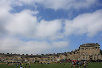 royal crescent bath inglaterra