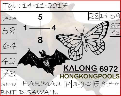 Syair Hongkong Selasa 14-11-2017