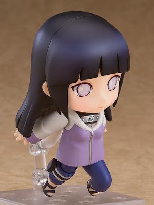 """Nendoroid de Hinata Hyuga de """"Naruto Shippuden"""" - Good Smile Company"""