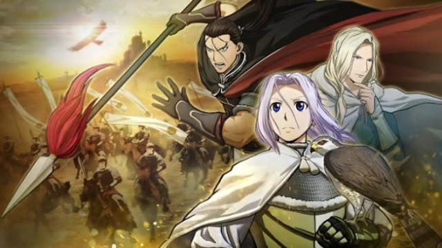 The Heroic Legend of Arslan (Arslan Senki) - Best Shounen Anime of All Time
