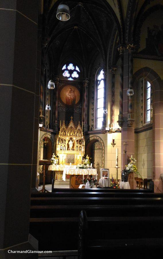 St. Josef an der Höhe