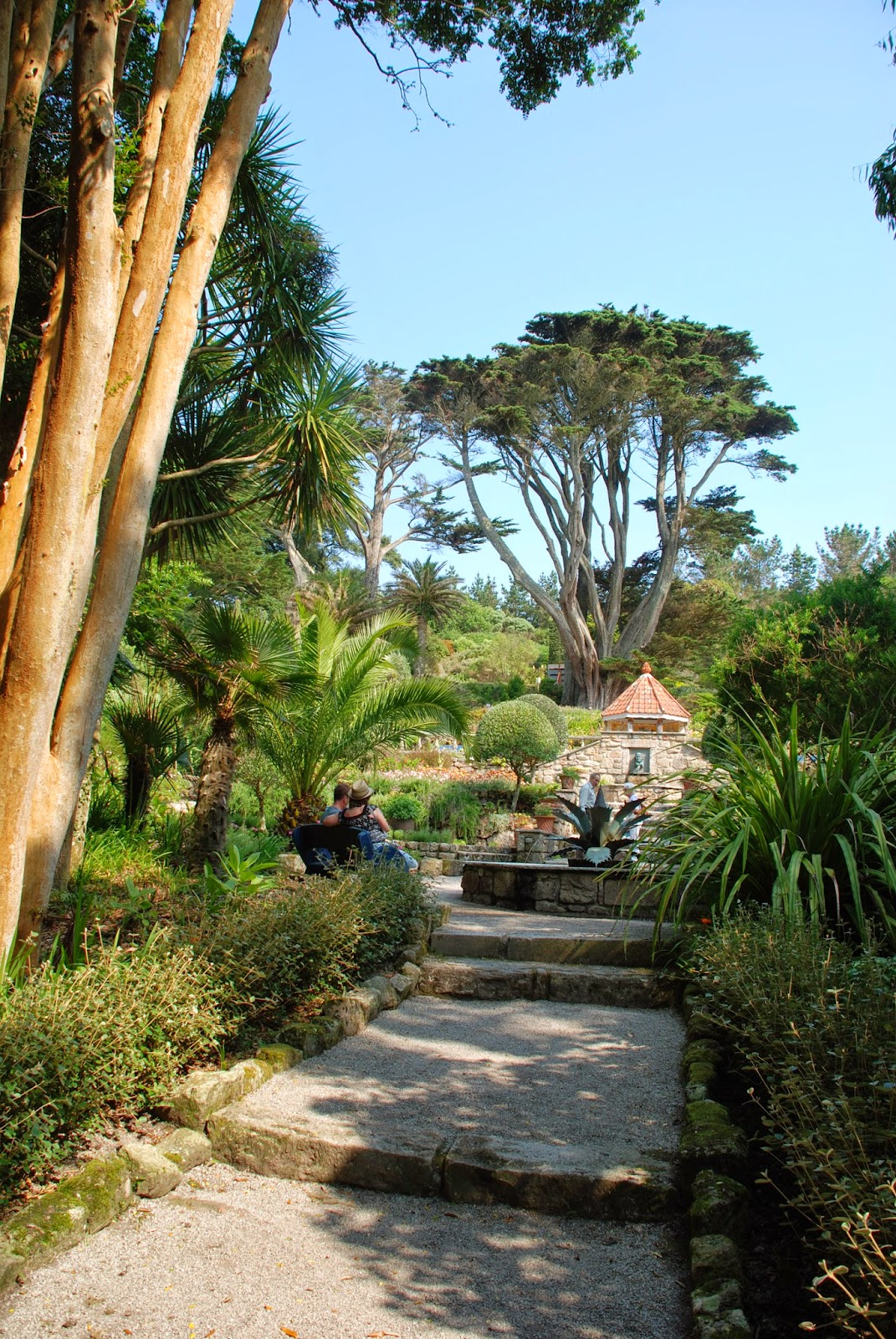 Tresco Abbey Garden, Tresco, Isles of Scilly
