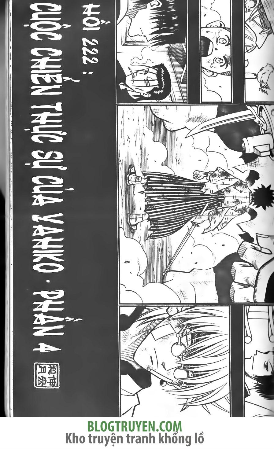 Rurouni Kenshin chap 222 trang 7