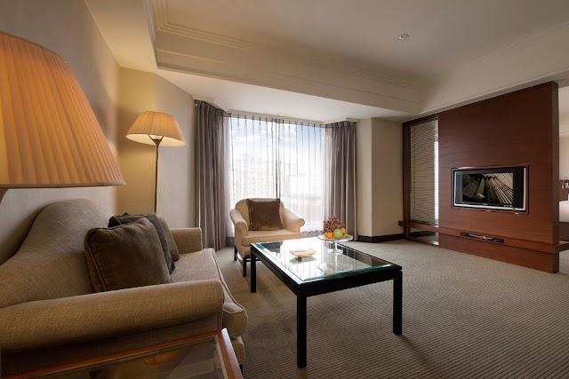 BUG-積分大戶請進~IHG洲際酒店-台北晶華積分點數訂房均一價(Corner Suite)只要60K