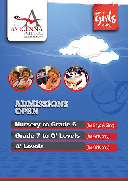 Exhibit Avicenna School Brochures