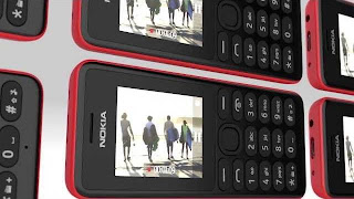 It also comes with Nokia SLAM a faster and easier way to share content via Bluetooth