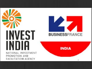 Invest India & Business france sign MoU