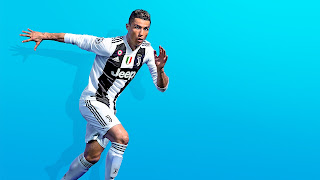 CR7 FIFA 19 Wallpaper