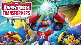 Angry Birds Transformers Mod Apk v1.25.6 Free Shopping Update