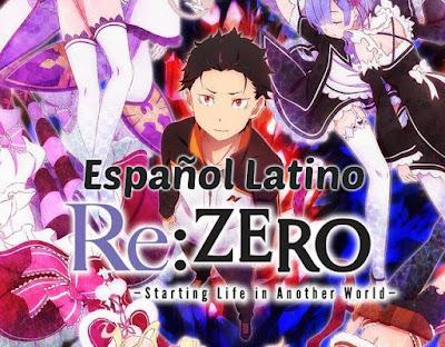 Ver Re:Zero kara Hajimeru Isekai Seikatsu (Latino) Online