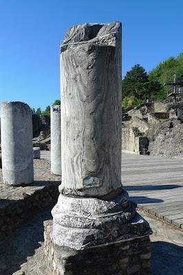 Fourvière gallo-romain visite guidée Lyon Lugdunum