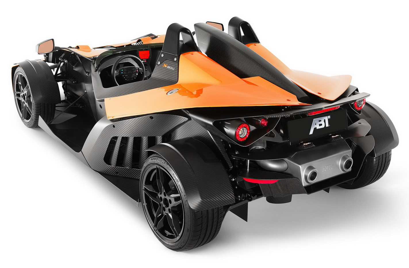 the motoroad ktm x bow the ktm car. Black Bedroom Furniture Sets. Home Design Ideas