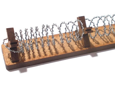 10mm Barbed Wire Barricades
