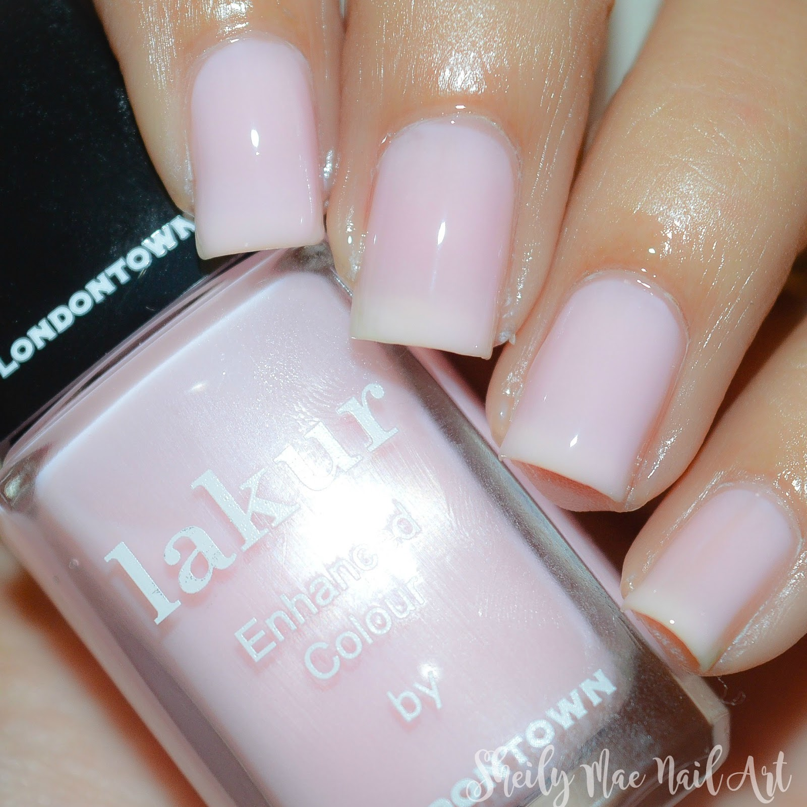 Londontown Lakur Nail Polish Swatches and Review - Sheily