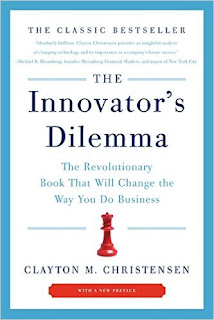 Cushard Consequential: My Notes of the The Innovator's Dilemma Clayton Christensen