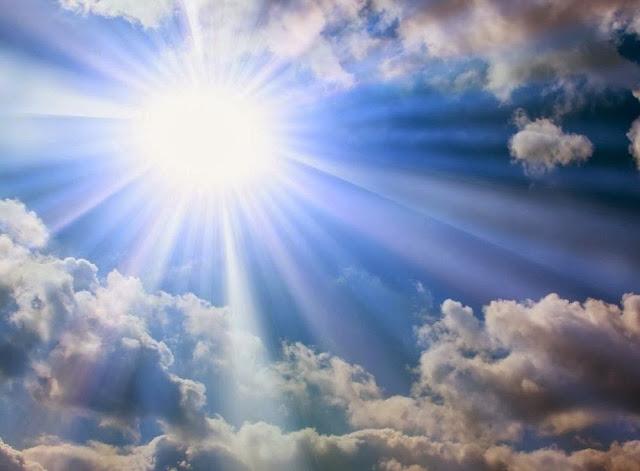 Resultado de imagen de dios en los cielos