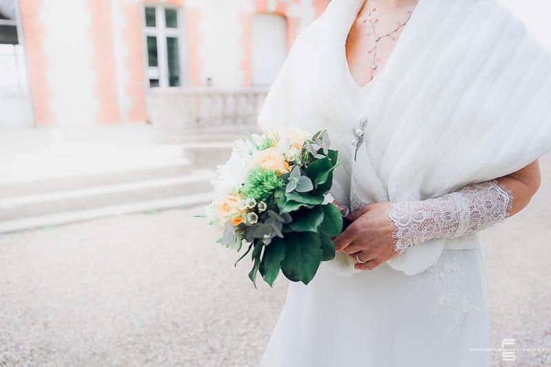 Mariage wedding le liceas photographie photo villiers sur orge mairie frederico santos photography bouquet mariée