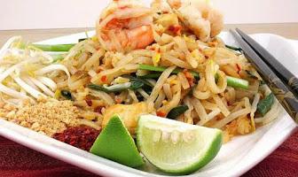 Resep Mie Pad Thai, Mie Goreng Khas Thailand