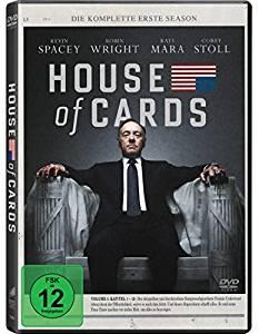 Serien, die ich mag: House Of Cards
