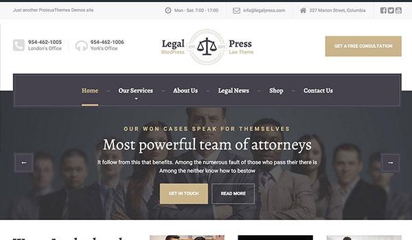 legalpress-theme-themesfever