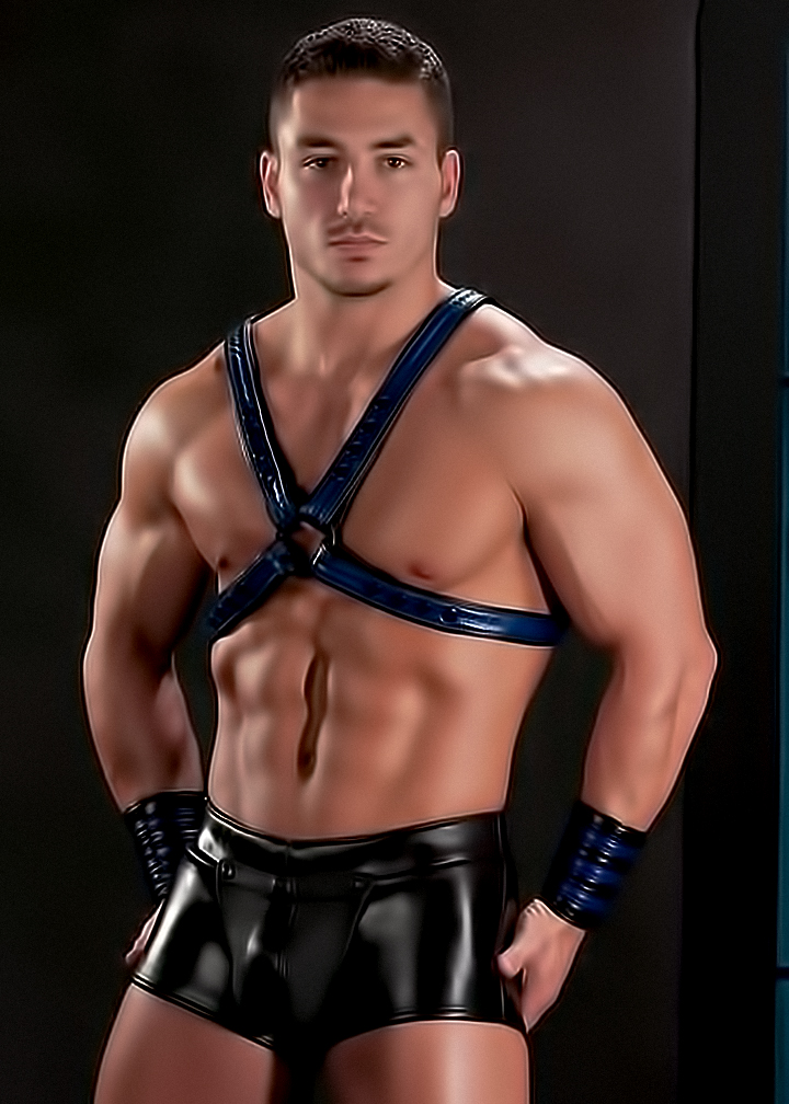 Blogspot gay leather