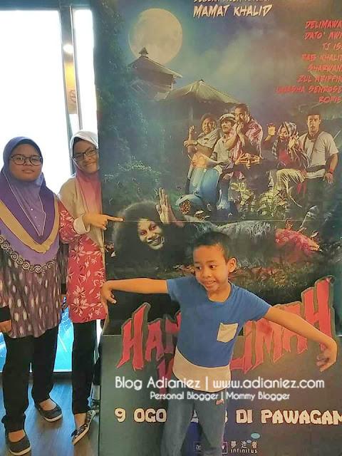 Review Wayang | Hantu Kak Limah