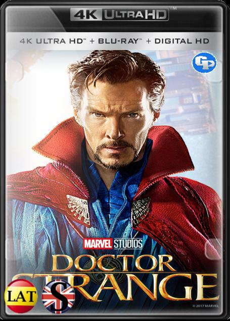 Doctor Strange: Hechicero Supremo (2016) 4K UHD LATINO/INGLES
