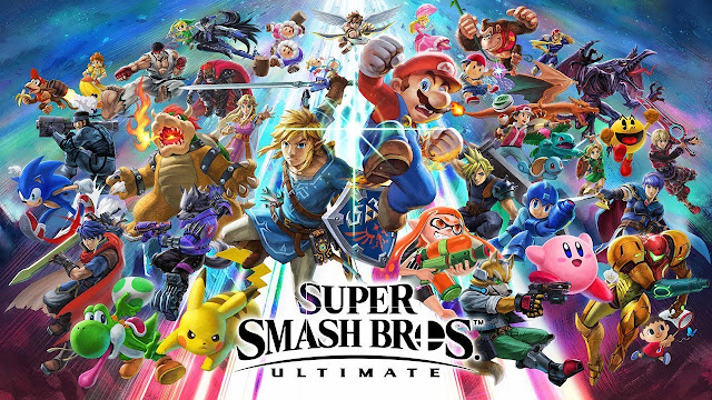 """Super Smash Bros.™ Ultimate"" Game đối kháng Heros 2018"
