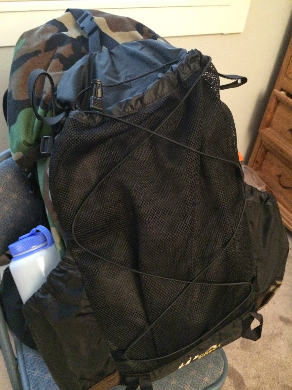 Hiking Gear Review Ula Circuit Backpack