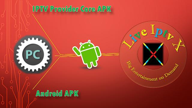 IPTV Provider Core APK