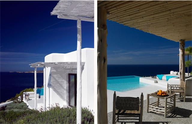 Villa Surga en Ibiza chicanddeco