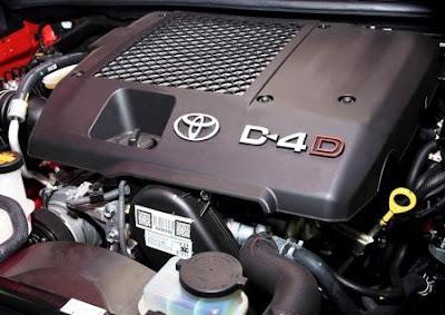 Harga dan Spesifikasi Toyota Hilux Terbaru