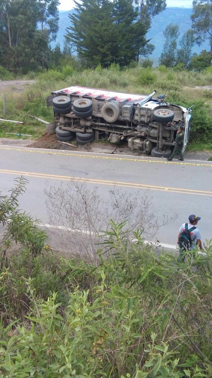 Tres los jóvenes fallecidos en accidente de tránsito entre Soatá y Susacón