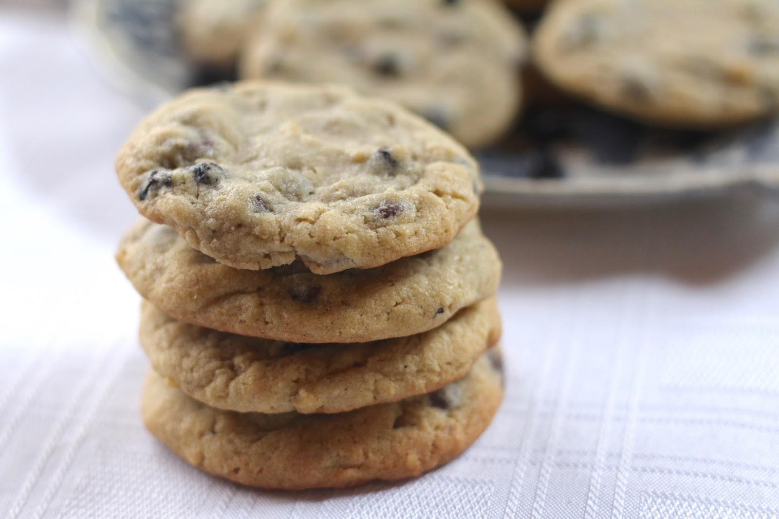 Diary of a Mad Hausfrau: Blueberry, Chocolate, Potato Chip Cookies