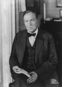 April anniversary of Clarence Darrow's birth