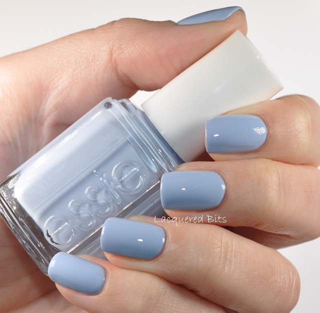 Salt Water Happy Essie Summer 2015