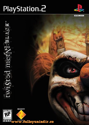 Twisted Metal Black (USA) Playstation 2 Tek Link