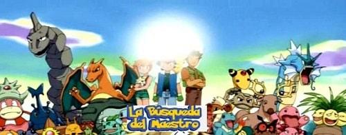Pokemon Temporada 5 La Búsqueda Del Maestro Español Latino
