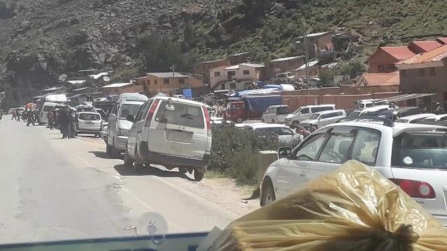 Bolivia: El mercado negro de los autos chutos