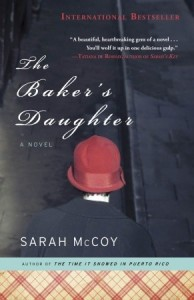 Book cover of The Baker's Daughter