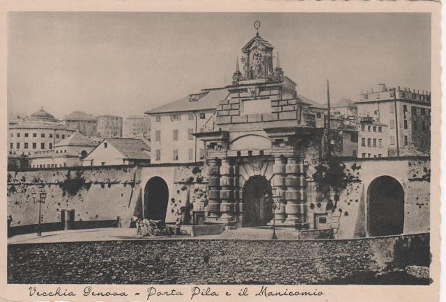 C 39 era una volta genova c 39 era una volta il bisagno parte - Genova porta principe ...