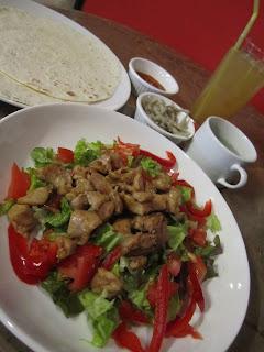 Cafe & Bar Carbs Lunch Menu Tacos ランチメニュー タコス カフェ&バルキャブス 十和田市 Towada City