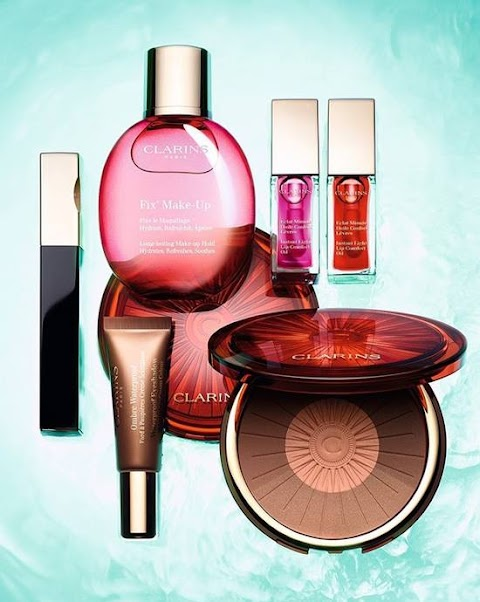 Clarins Hâle D'Été Summer 2016 Collection