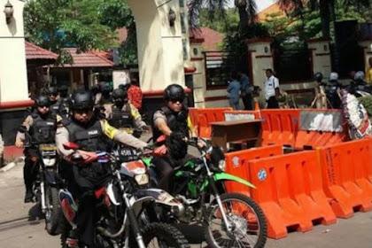 Demi Kenyamanan Dan Ketentraman Warga, Polisi Lakukan Patroli