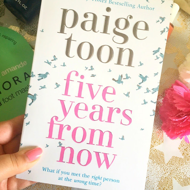 Five Years From Now by Paige Toon Book Review