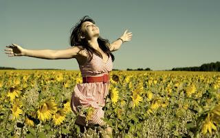 كيف انحف دون رجيم :  تقنية السعادة الواقعية