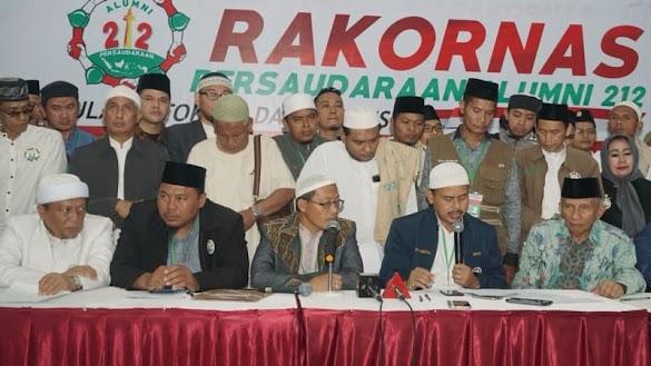 Daftar Ulama 212 yang Akan Bahas Capres - Cawapres untuk Hadapi Jokowi