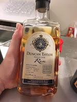 Duncan Taylor – Single Cask Rum – Guyana – Uitvlugt – 18 ans (novembre 1997 – février 2016) – 53,5%