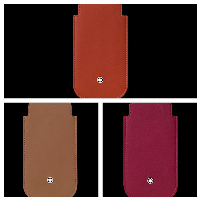 Montblanc iPhone 5 Case with New Colours