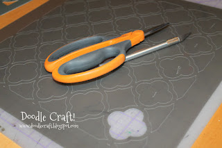 Scissors - Stenciling And Staining